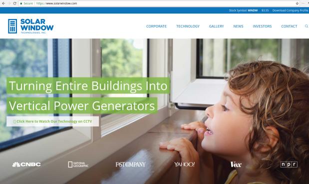 WNDW-Homepage